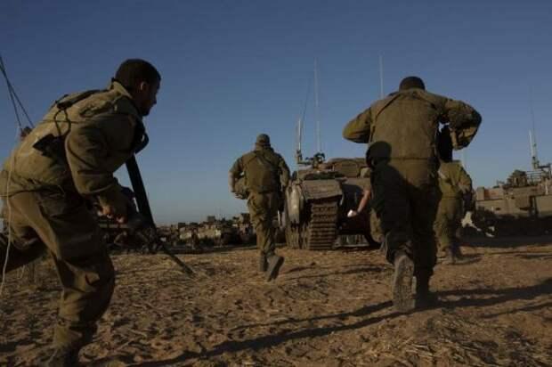 СМИ: Израиль может завершить операцию всекторе Газа втечение нескольких дней