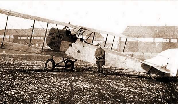 Двухместный разведчик-бомбардировщик SIA.7B - Янки при дворе короля Виктора Эммануила | Warspot.ru