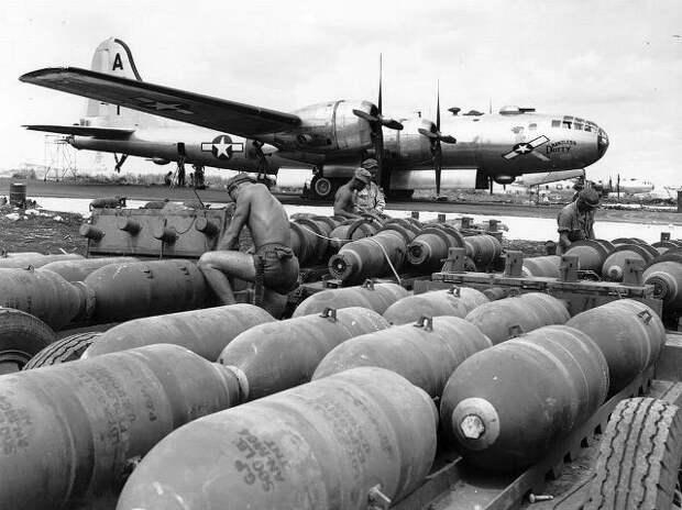 Летающая суперкрепость: американский бомбардировщик Boeing B-29 Superfortress