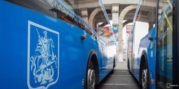 Следующий через Ростокино электробус т76 будет курсировать дольше