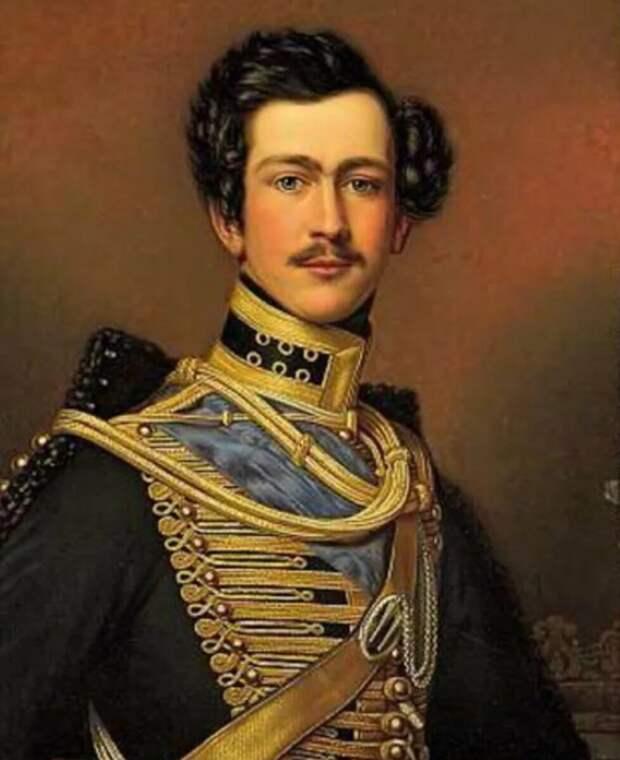Максимилиан Иосиф Евгений Август Наполеон Богарне, Михайловский замок, Источник: Pinterest.com