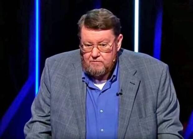«Гадючий клубок разворошил»: Сатановский оценил скандал с «Ельцин-центром»