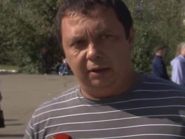 Общественника задержали за призыв появляться на площади Ленина в Чите