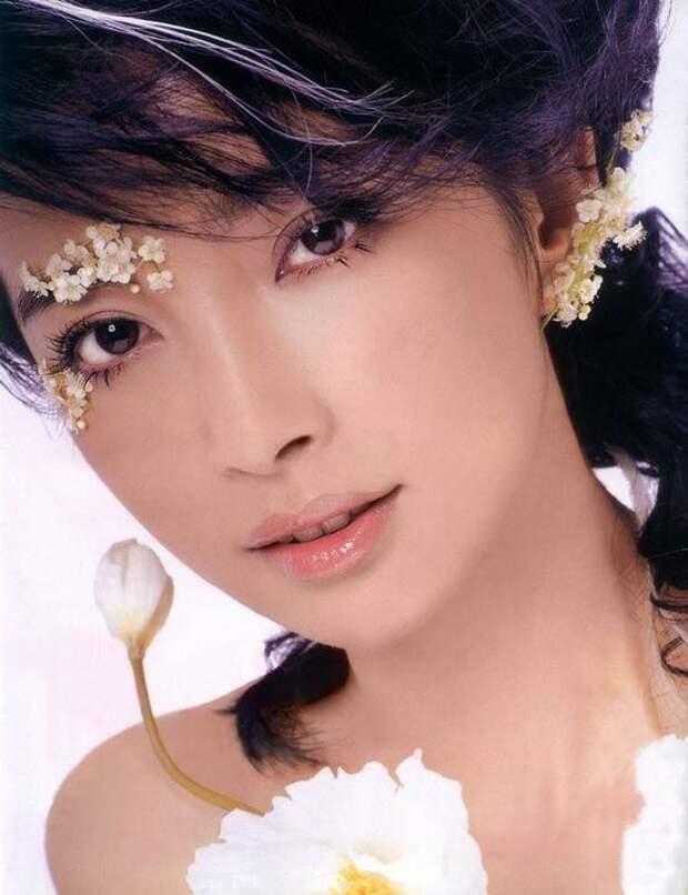 Самая красивая китаянка Ли Бинбин (Li Bingbing). Фото