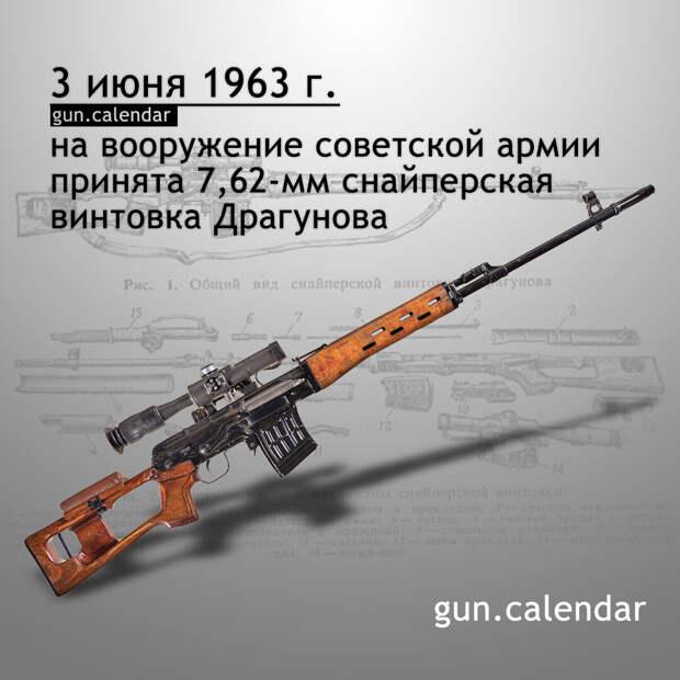 Календарь оружейника 3 июня