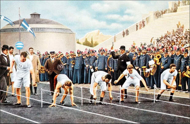 Про Олимпиады и человеческие зоопарки