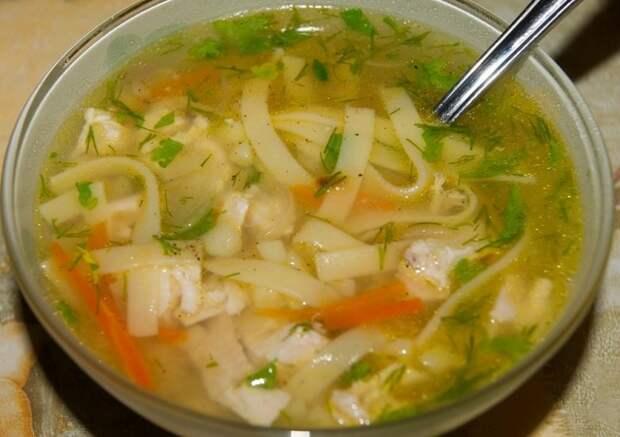 ДЕНЬ ПЕРВОГО БЛЮДА. Самые вкусные зимние супы