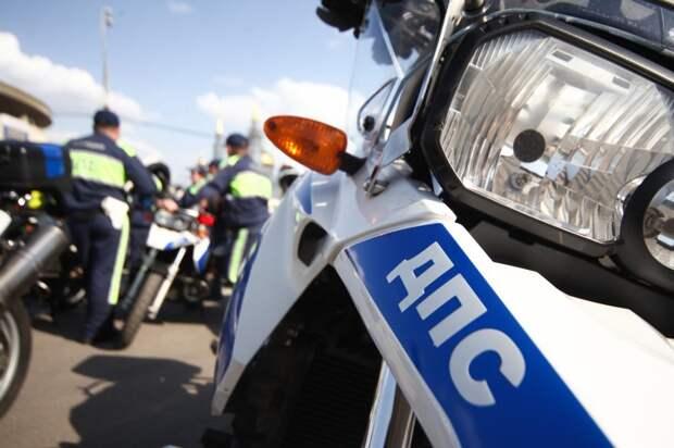 Движение на Алтуфьевке восстановлено после аварии с участием мотоцикла