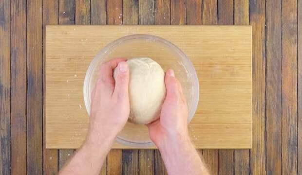 Сырное фондю в тесте с картофелем: целых 3 нежнейших вкуса