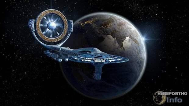 Планета-звездолёт. План инженера по перемещению Земли в космосе