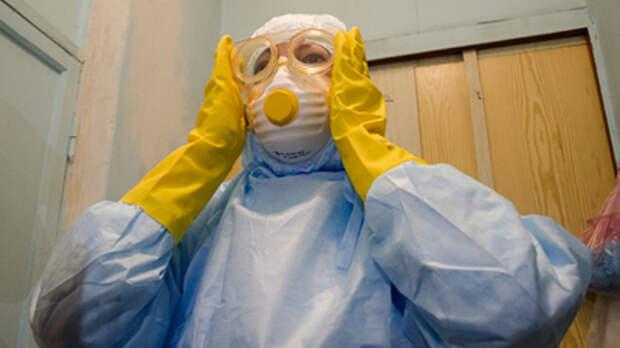 Всё руководство московской поликлиники слегло с коронавирусом. Главврач в тяжёлом состоянии - источник