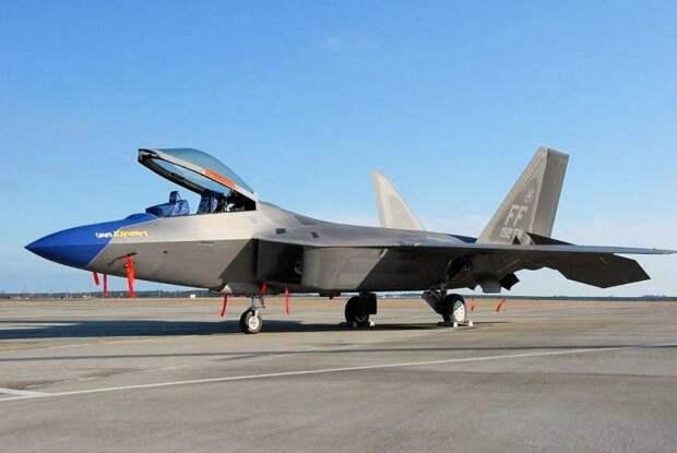 С прицелом на шестидесятые годы. Модернизации истребителя F-22A Raptor