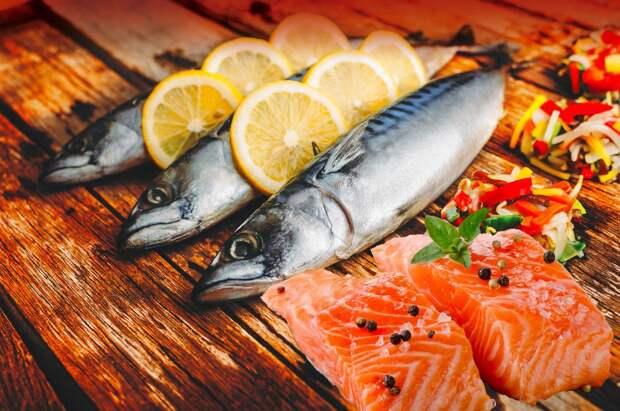 Диетолог посоветовал три недорогие вида рыбы