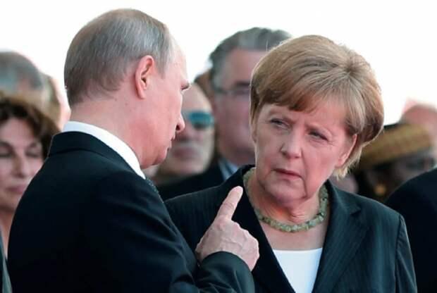 Рар: в Германии испугались, что слова Путина о «союзе» станут пророческими