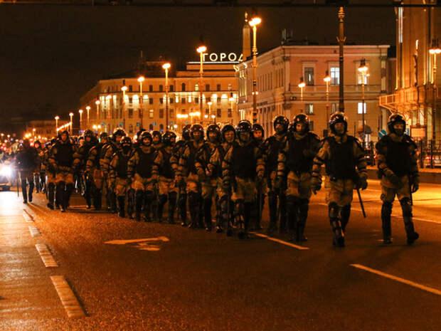 Омбудсмену Москальковой и СПЧ передали жалобы петербуржцев на пущенные в ходе протестов электрошокеры