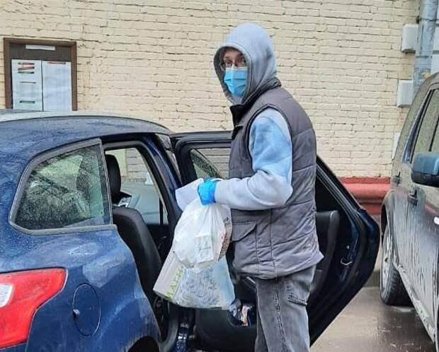 Соцработники Сокола выполнили более 2000 заявок по оказанию услуг на дому Фото: УСЗН САО