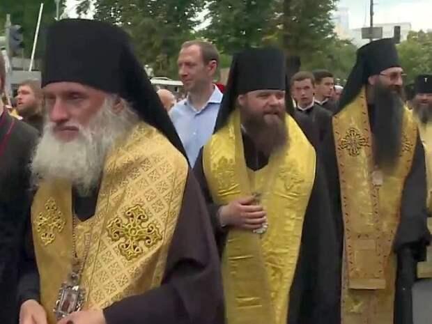 На Украине вновь грядет «перетягивание православия»