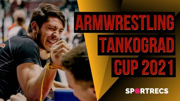 Armwrestling. Tankograd Cup 2021