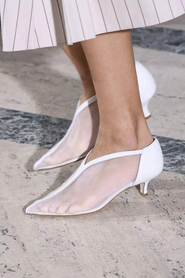 Топ-7 главных трендов обуви на лето 2021
