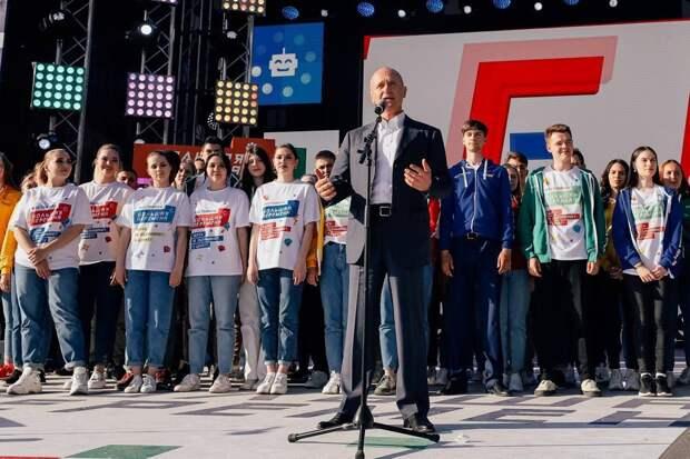 Кириенко: на«Большую перемену» подано более двух миллионов заявок