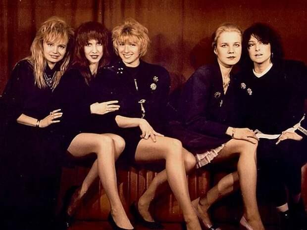 Одна из самых популярных в начале 1990-х групп | Фото: peoples.ru