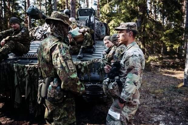 ВЭстонии завершились учения НАТО Swift Response