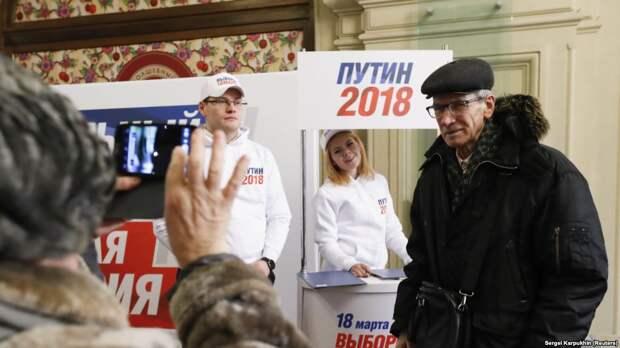 Иркутск: коммунисты требуют аннулировать подписи за Путина