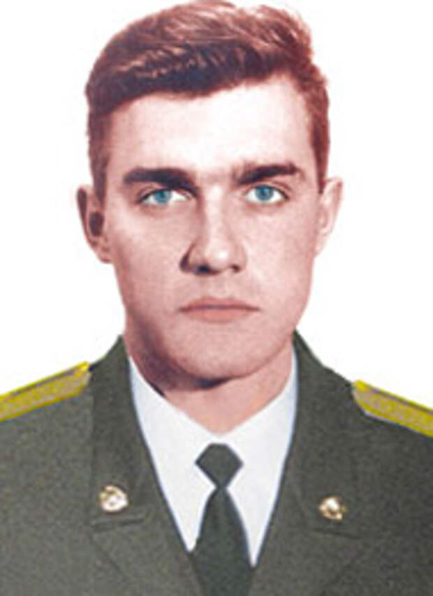 Алексей Владимирович Воробьёв.