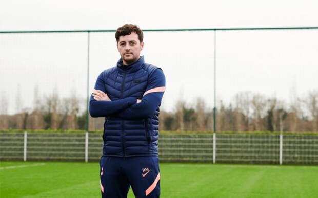 «Тоттенхэм» объявил Мэйсона исполняющим обязанности главного тренера клуба