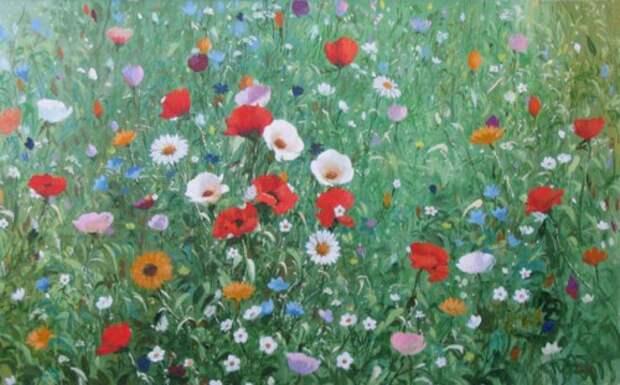 Мавританский газон - цветущий газон (3)