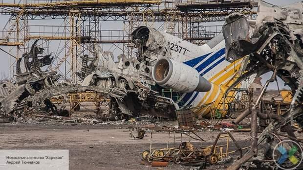 Украина опозорилась, решив открыть авиарейсы в Турцию из Донецка и Крыма