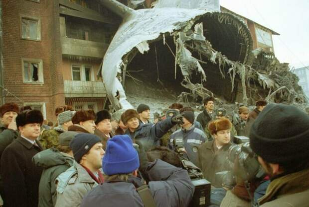 Разруха иразборки: российская провинция влихие 90-е