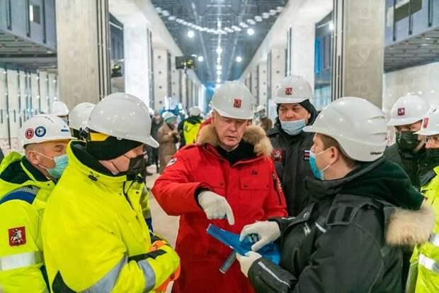 Фото: Владимир Новиков, пресс-служба мэра и правительства города/АГН Москва