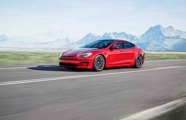 Топовая Tesla Model S опять задерживается