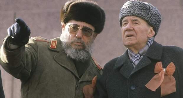 Какой была наша страна 30 лет назад. 1987 год в СССР