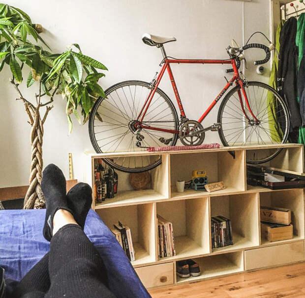 17 человек, которые гениально используют каждый сантиметр своего дома