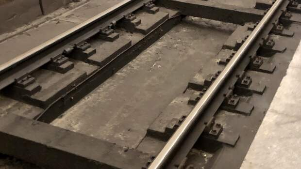 Школьница получила травмы головы и спины при падении на рельсы в метро в Петербурге