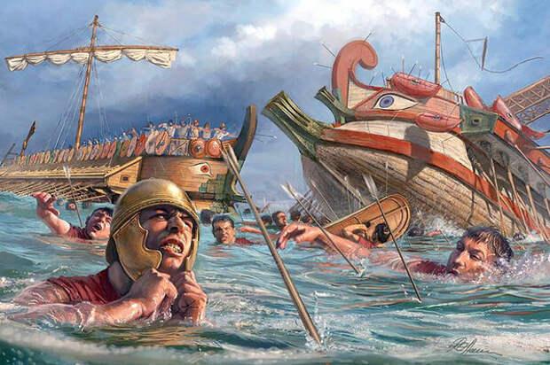 Главные битвы в эпоху Древнего Рима