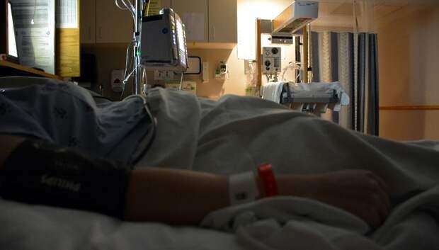 За сутки 10 пациентов с коронавирусом скончались в Подмосковье