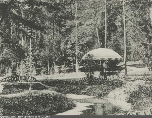 Сокольники. Фотография сделана между 1880 и 1910 гг. Public Domain, Pastvu.com