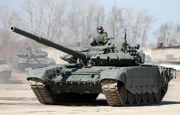Легендарный танк Т-72 еще покажет себя в бою. Модификация Т-72Б3М