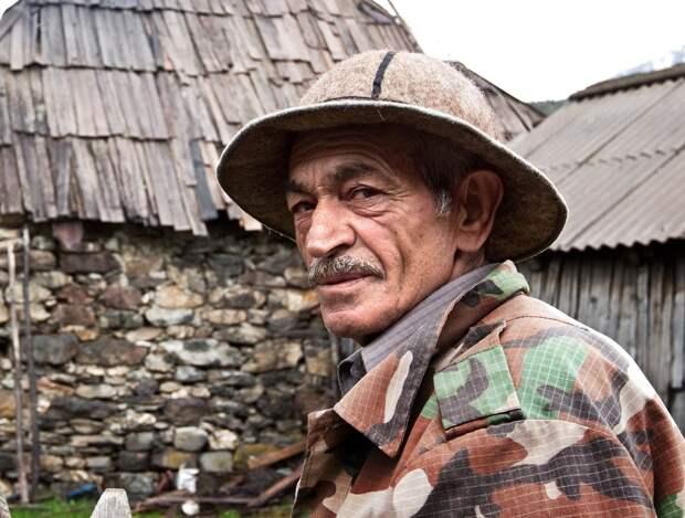Какие головные уборы носят на Кавказе?