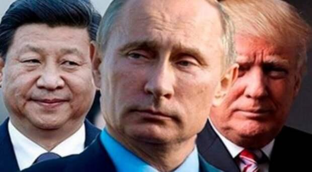 Россия – не добыча, Россия – сама охотник