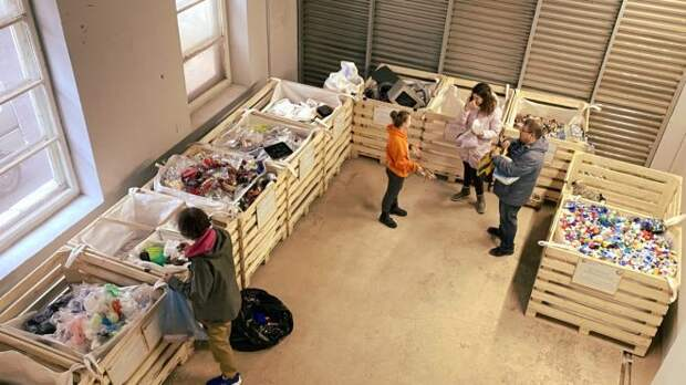 Экоцентр «Сборка» на Соколе откроется 5 июня Фото с сайта ecosborka.ru