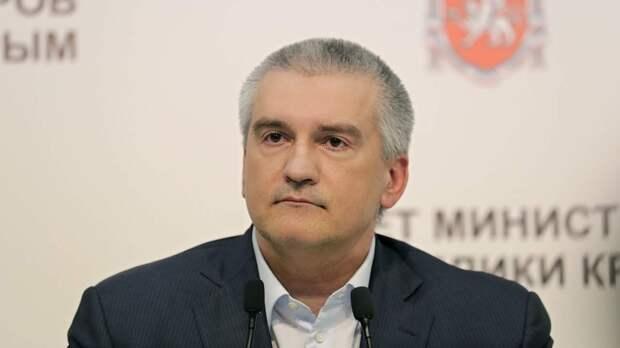 Аксёнов назвал украинского политолога, предложившего взорвать Крымский мост, диванным воякой