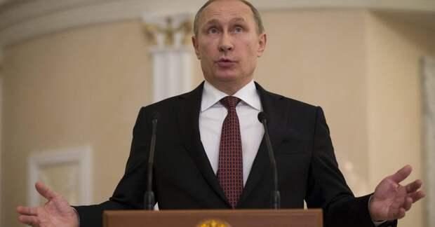 Путин объяснил проблемы с выплатами медикам фразой «мы все люди»