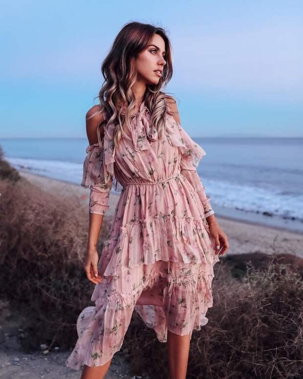 платья весна лето 2019 модные тенденции фото 3