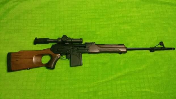 Карабин Вепрь-308 – надёжное и безотказное оружие на самого крупного зверя