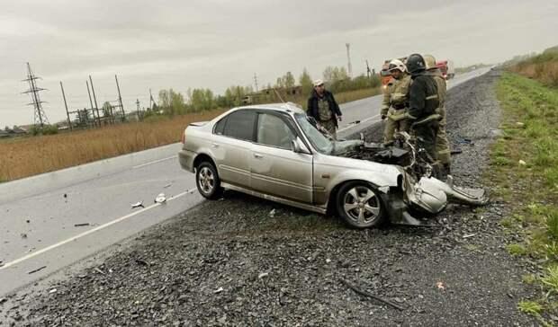 В Красноярском крае в ДТП погибли пять человек