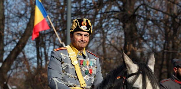 Румыния решила пригрозить России своим тощеньким бицепсом